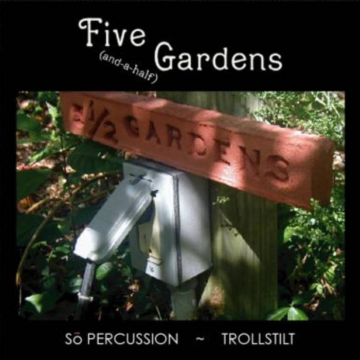 Five (and-a-half) Gardens cover art