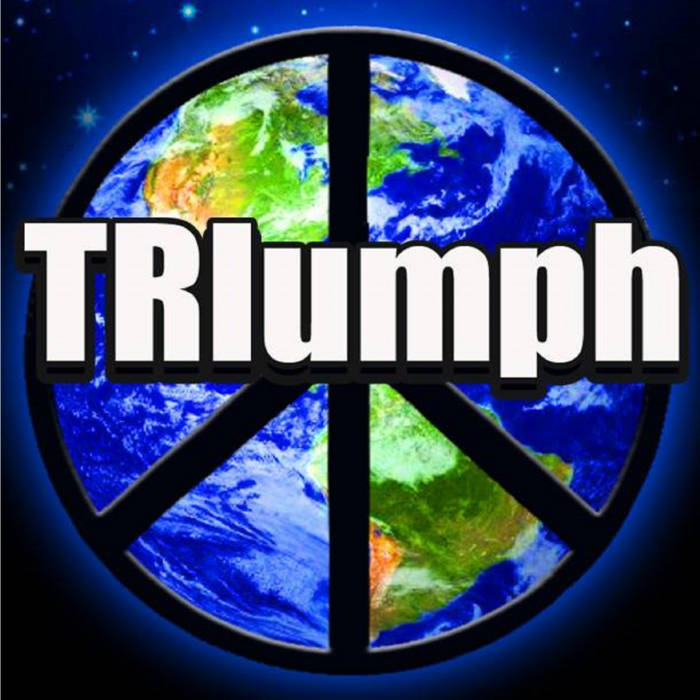 TRIumph (The Maxi-Single) featuring Anjiee Bella, Dopso and Jhigg Saww cover art