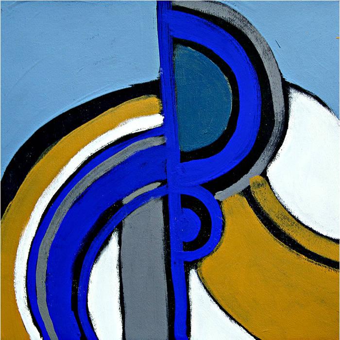 Blue Temple cover art