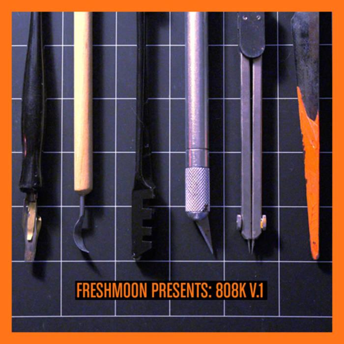Freshmoon Presents: 808K V.1 cover art
