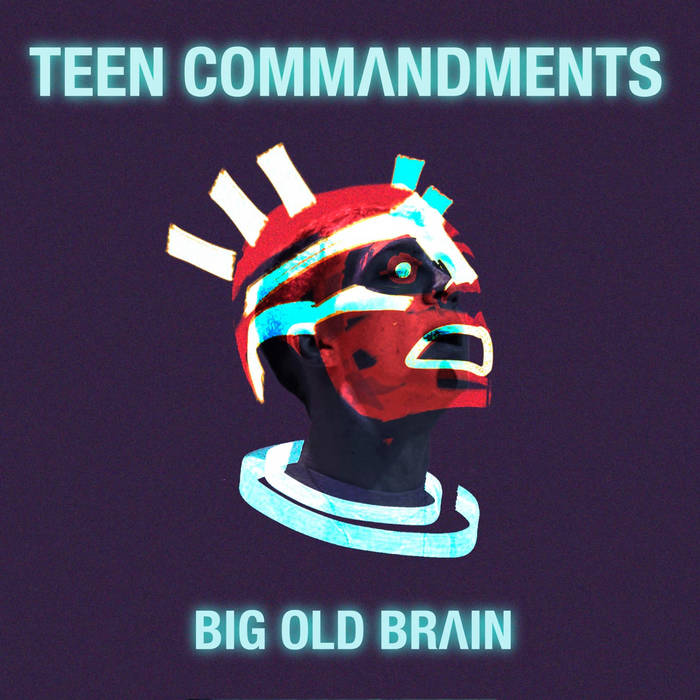 Big Old Brain cover art