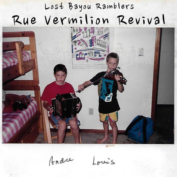 Rue Vermilion Revival - FLOOD RELIEF FUNDRAISER cover art