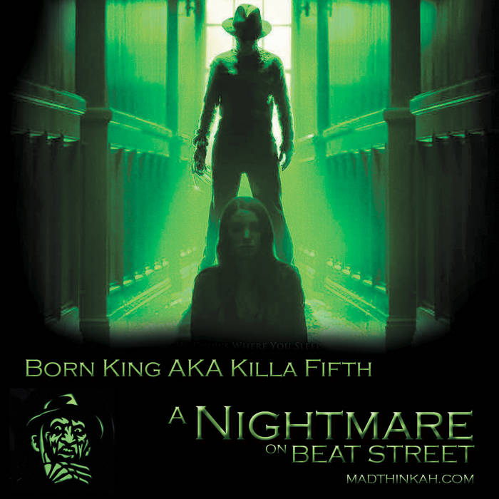 A Nightmare On Beat Street cover art
