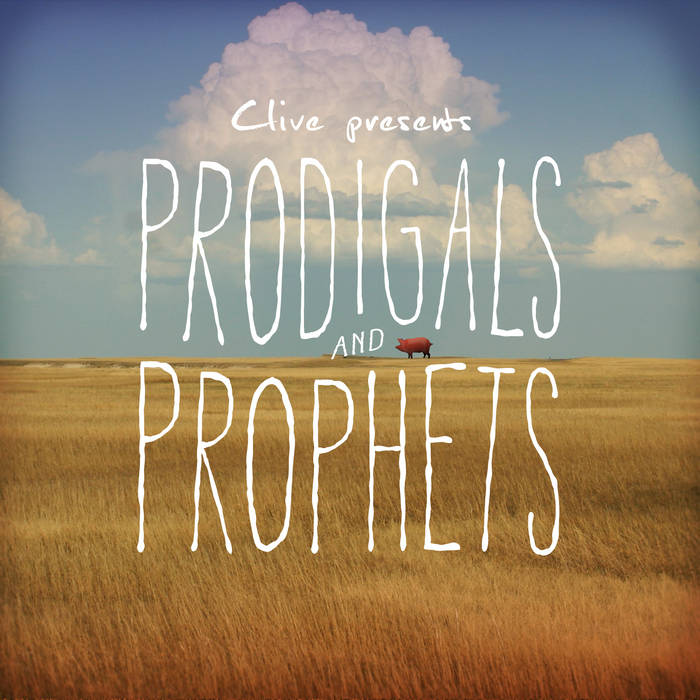 Prodigals and Prophets cover art