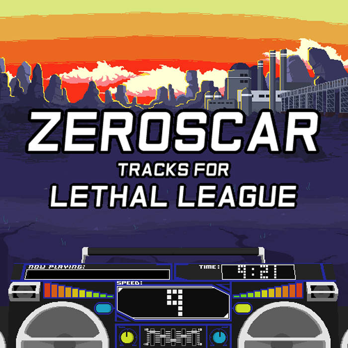 Tracks for Lethal League cover art