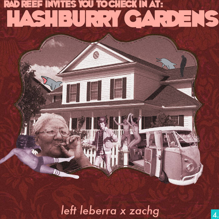 Hashburry Gardens cover art