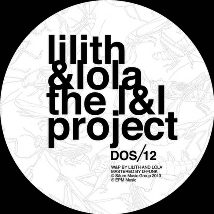 DOS12D: Lilith & Lola - The L&L Project cover art