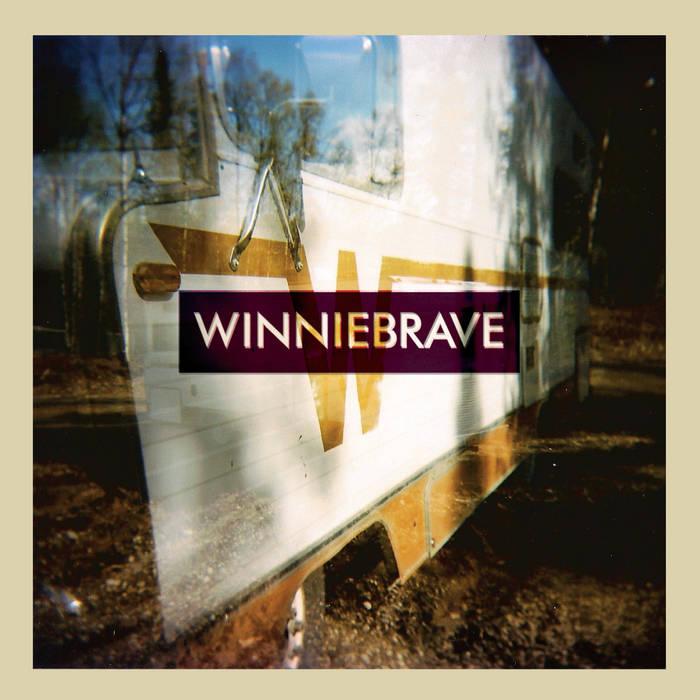 Winnie Brave cover art