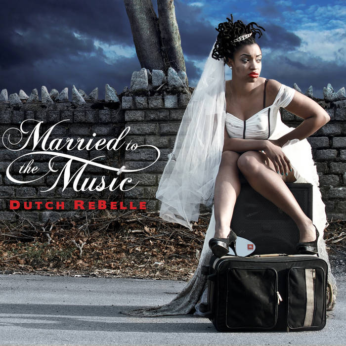 Married To The Music cover art