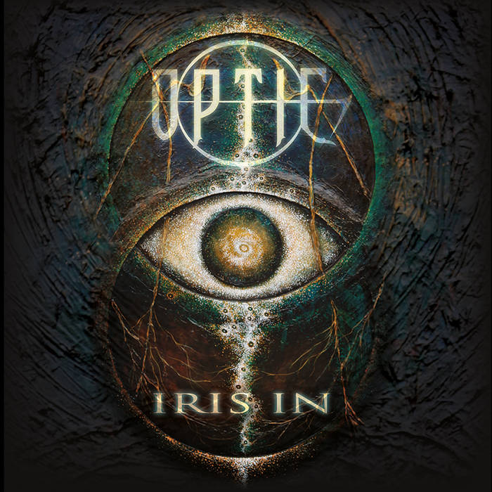 Iris In cover art