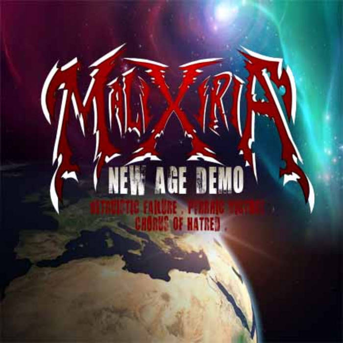 New Age Demo cover art