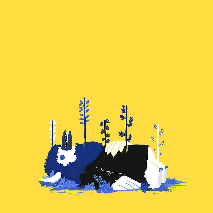Amasijos Vegetales Desintegrándose En La Locura Cósmica cover art