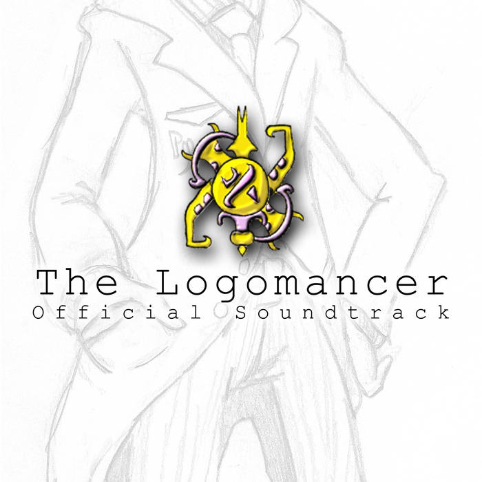 The Logomancer Official Soundtrack cover art