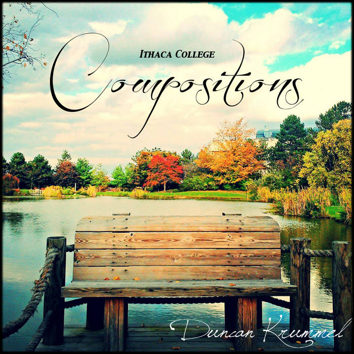 Ithaca Compositions cover art