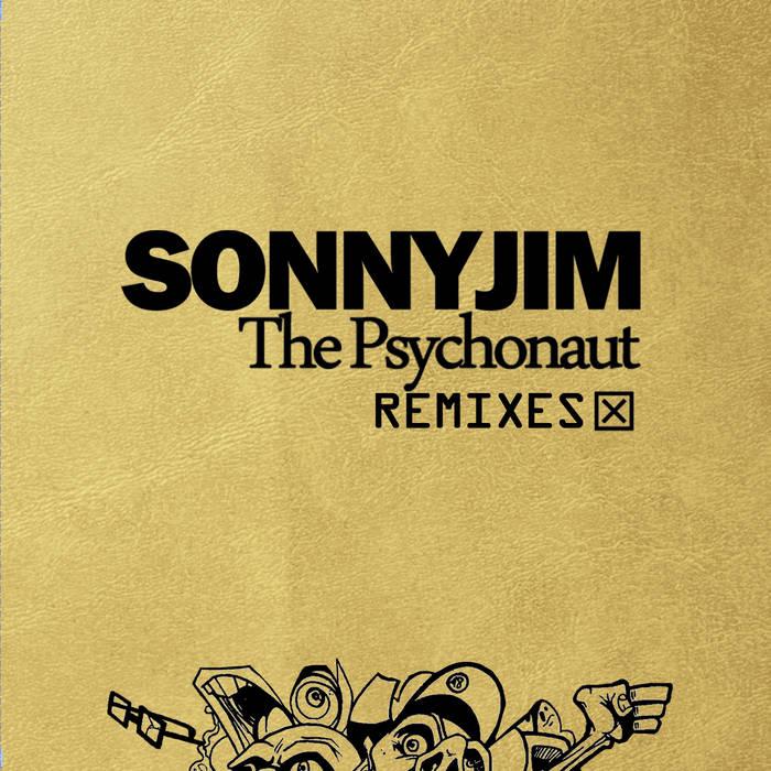 The Psychonaut Remixes LP cover art