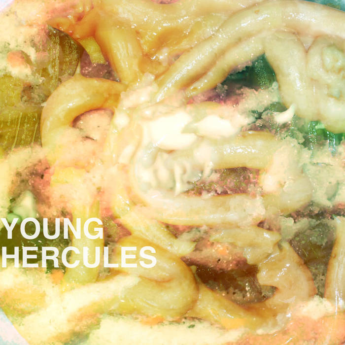 YOUNG HERCULES cover art