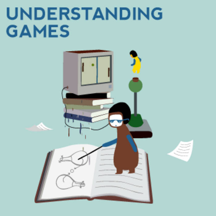 Understanding Games Soundtrack cover art