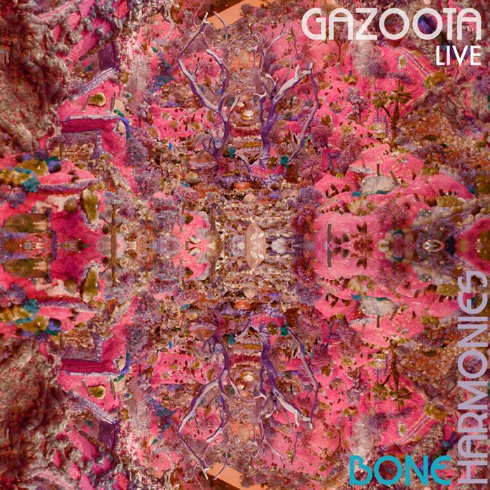 Bone Harmonies Live Tape EP cover art