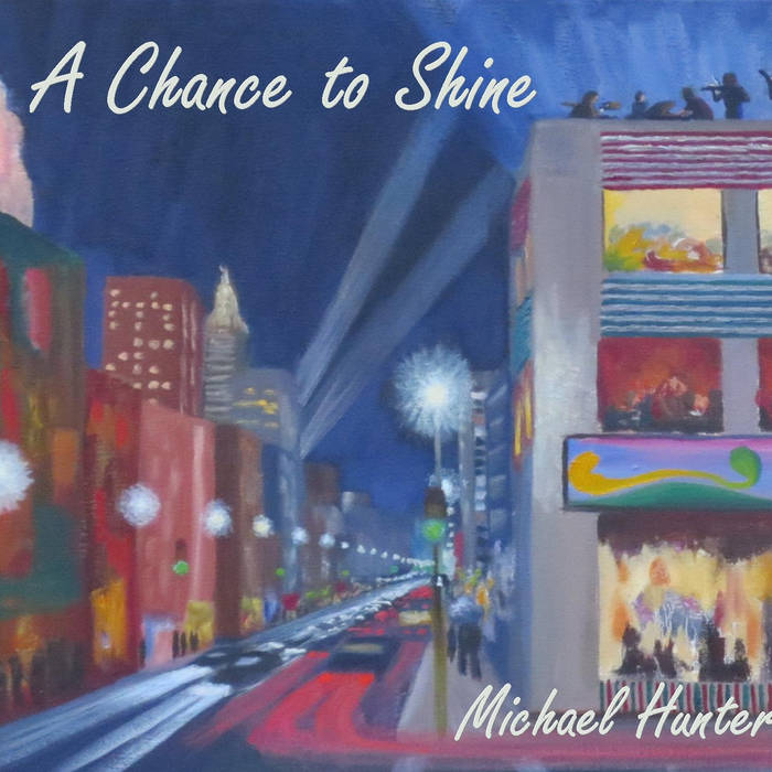 A Chance to Shine cover art