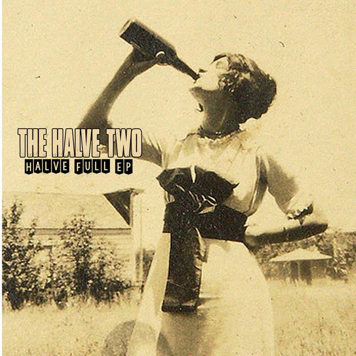 Halve Full EP cover art