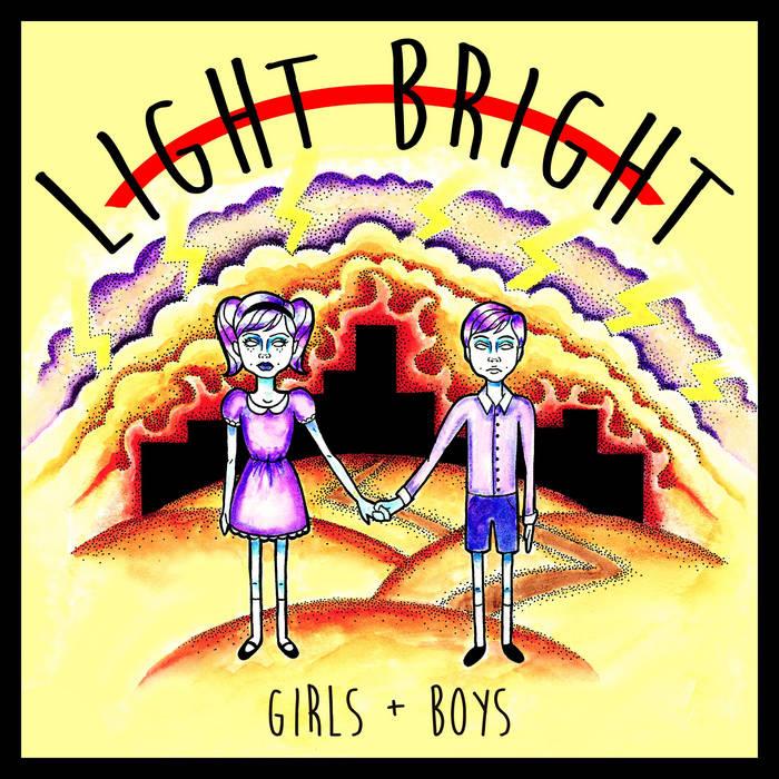 Girls + Boys cover art