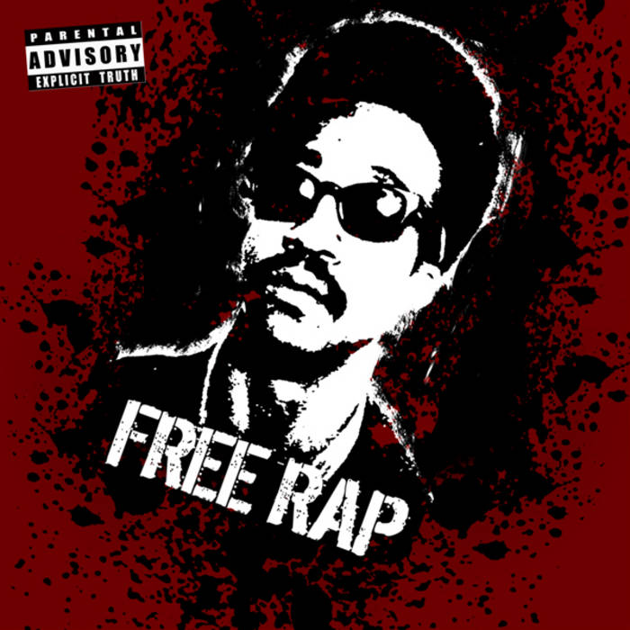 The Free Rap Album cover art