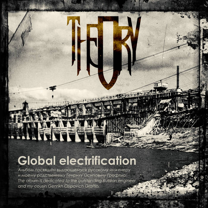 Global electrification cover art