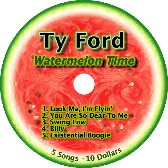 Watermelon Time cover art