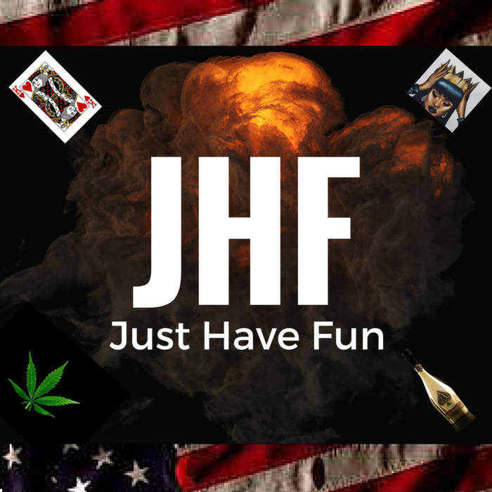 Just Have Fun cover art