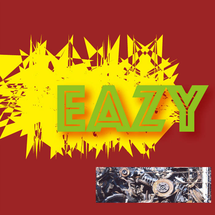 EAZY : compilation cover art
