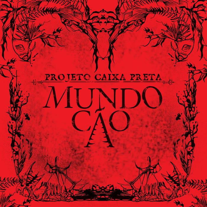 Mundo Cão cover art