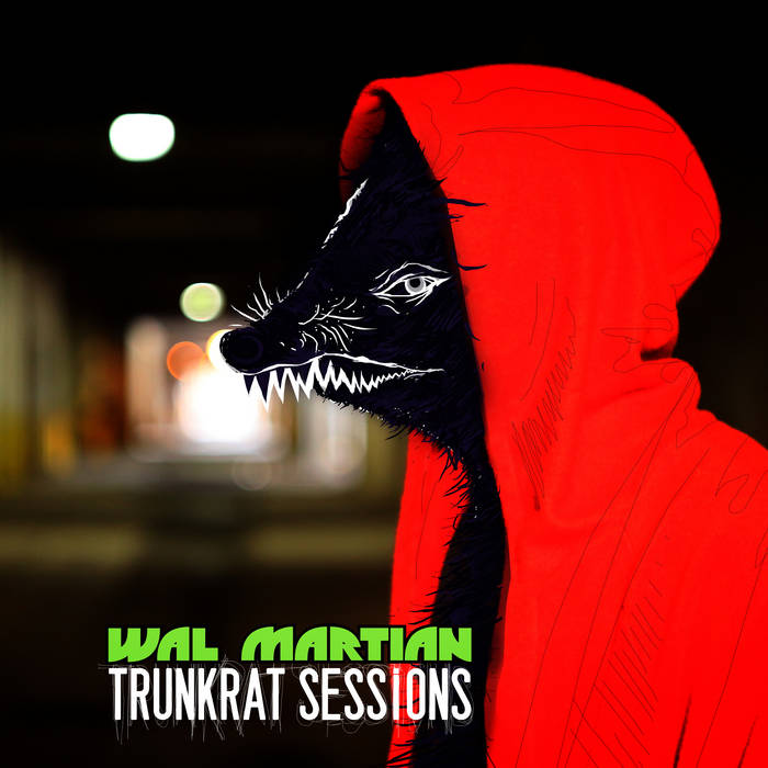 Trunk Rat Sessions cover art