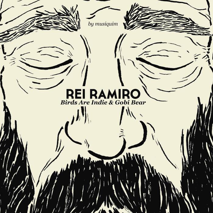Rei Ramiro cover art