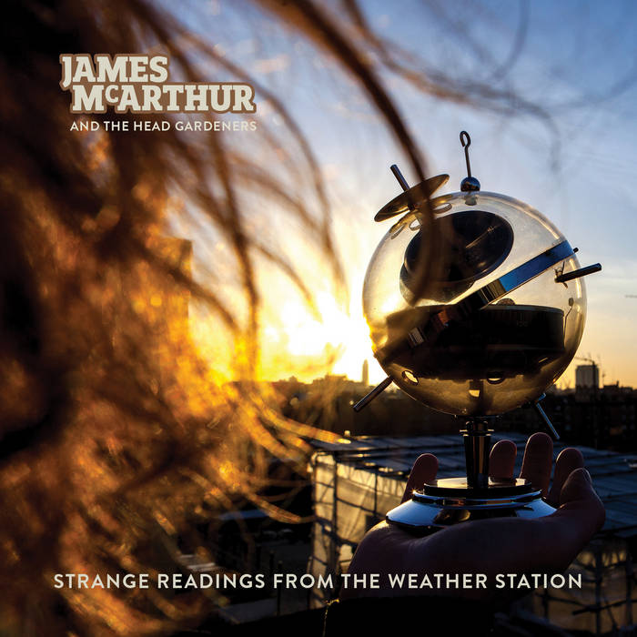 Strange readings from the weather station cover art