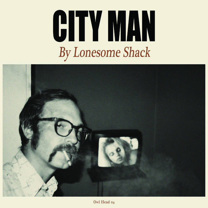 City Man cover art