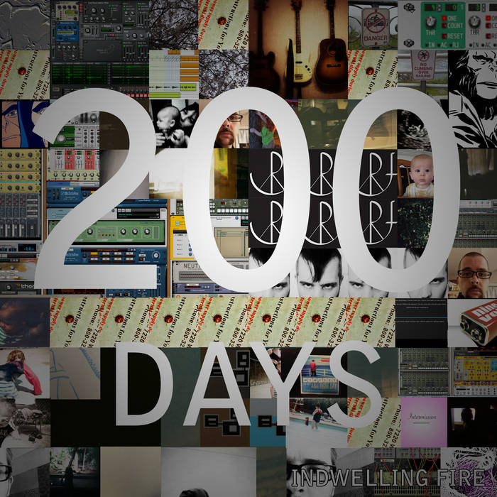 200 Days cover art