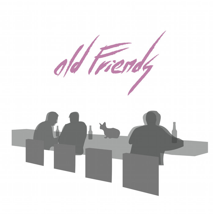 Old Friends EP cover art