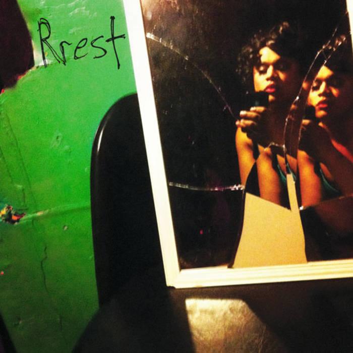 Rrest cover art