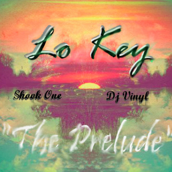"""""""The Prelude"""" Instrumental EP cover art"""