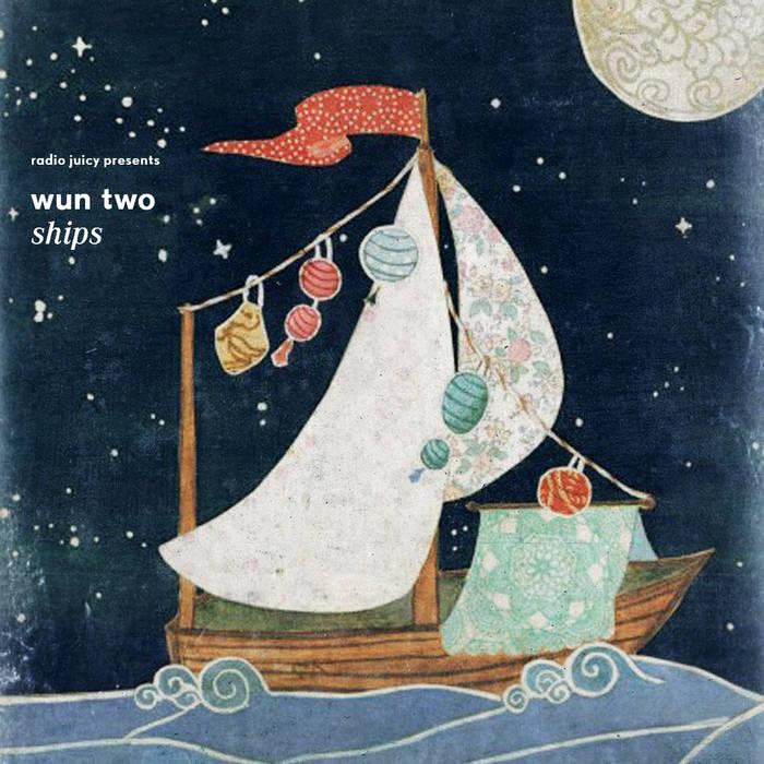 ships [beat tape] cover art
