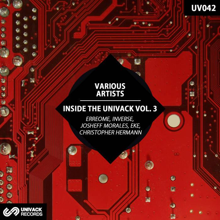 VVAA - Inside The Univack Vol 3 cover art