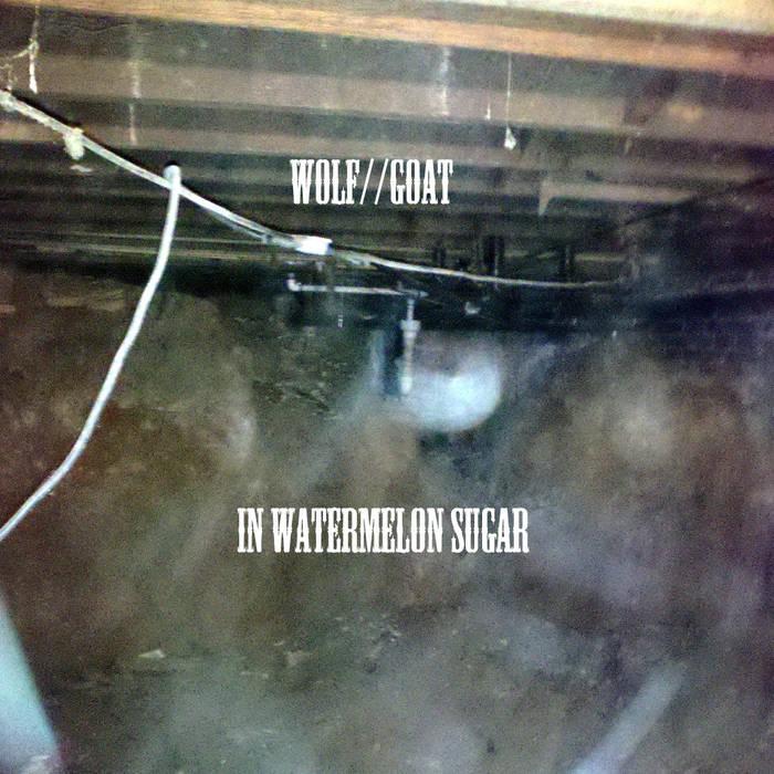 In Watermelon Sugar cover art