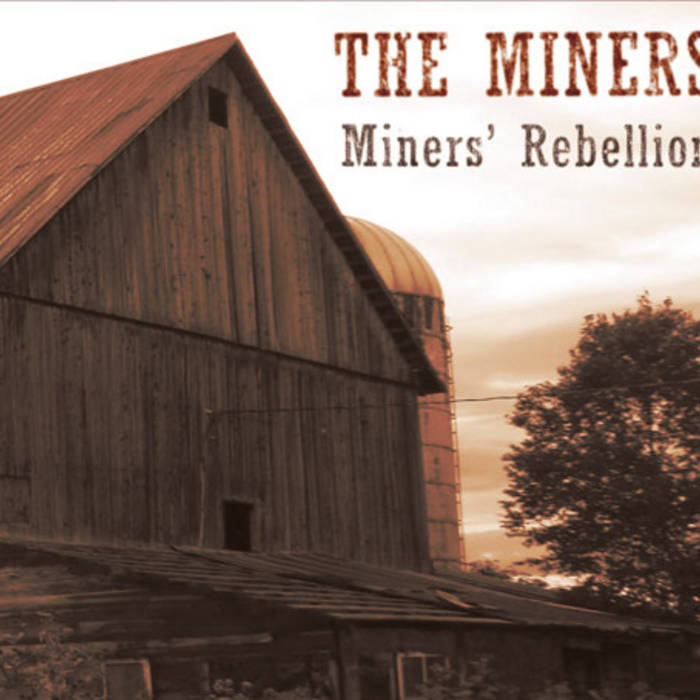 Miners' Rebellion cover art