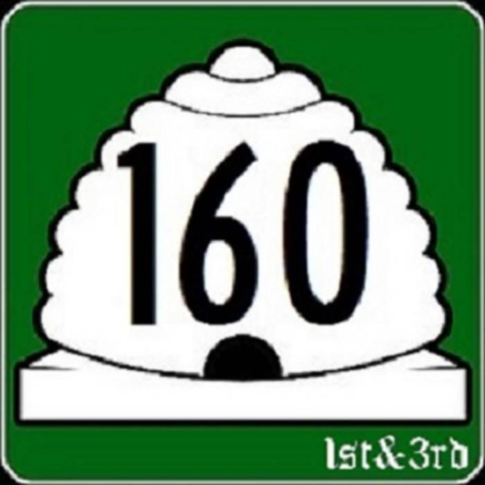 UT 160 cover art