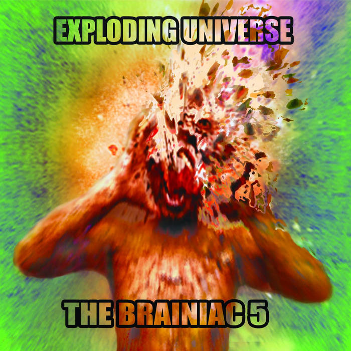 Exploding Universe cover art