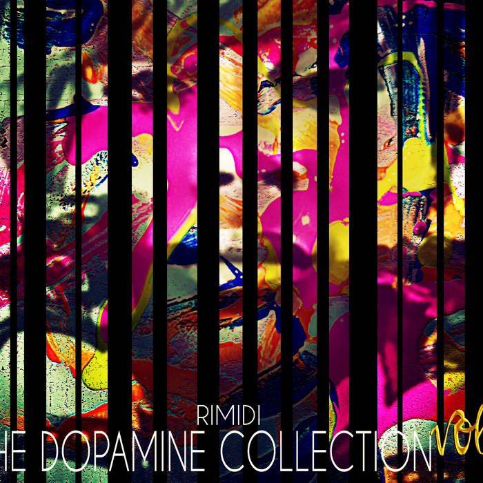 THE DOPAMINE COLLECTION vol.1 cover art