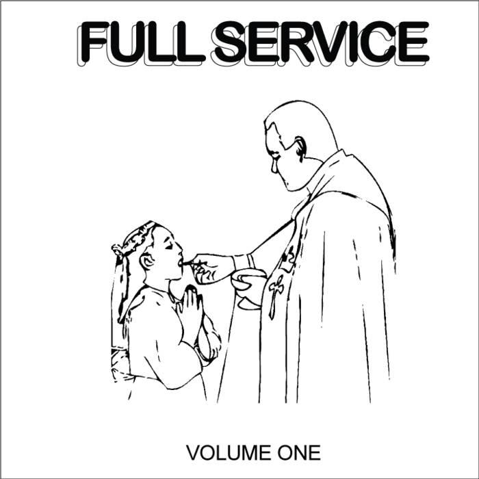 FULL SERVICE ALL STARS VOL. 1 cover art