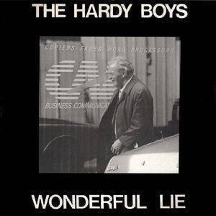 "Wonderful Lie 12"" EP Remastered cover art"