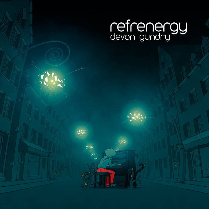 refrenergy cover art
