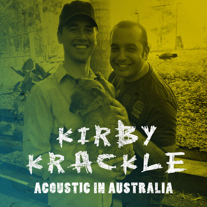 Acoustic In Australia cover art